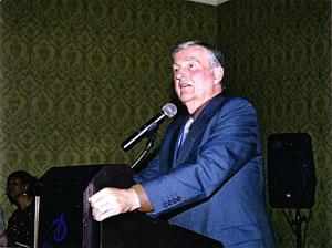 M. Pierre Bourque, Chef de l'Opposition officielle à l'Hôtel de Ville