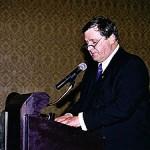 M. Pierre Lapointe, pro-maire, représentant Gérald Tremblay, maire de Montréal