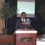 Allocution de M. Georges Konan, président du Gala Noir et Blanc au-delà du racisme