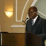 Allocution de M. Georges Konan, président de Gala Noir et Blanc Au-delà du Racisme