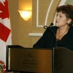 Allocution de Mme Enza Martuccelli, directrice des Relations communautaires, Congrès juif canadien, Région du Québec