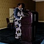 Georges Konan, président et organisateur du Gala Noir et Blanc Au-delà du Racisme