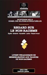 Livret pédagogique de sensibilisation aux valeurs du non-racisme