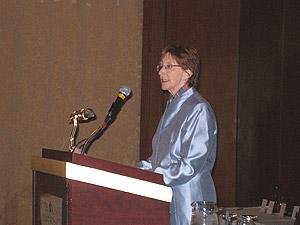 Allocution de Mme Mary B. Marshall, consule générale des États-Unis
