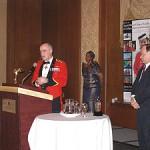 Allocution du lieutenant-général Caron, Chef d'état-major de l'Armée de terre, Champion des minorités visibles