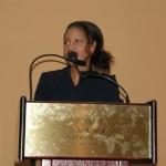 Allocution de Mme Yolande James, ministre de l'Immigration et des Communautés culturelles. Présidente d'honneur de la soirée de gala