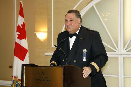 Allocution de M. Carol Maltais, assistant directeur, chef de service à la communauté région Est, du Service de police de la Ville de Montréal (SPVM)