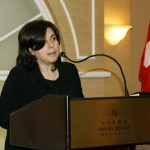 Allocution de Mme Patricia Rimok, présidente du Conseil des relations interculturelles (CRI)