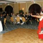 Danseuse traditionnelle rwandaise